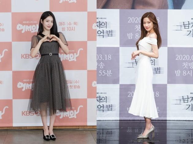배우 신예은, 문가영./사진제공=KBS2, MBC