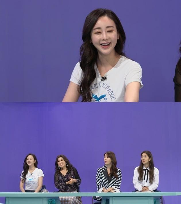 '해투4' 찐 다이어터 특집에 출연한 함소원, 홍지민, 안선영, 김빈우 / 사진제공=KBS2
