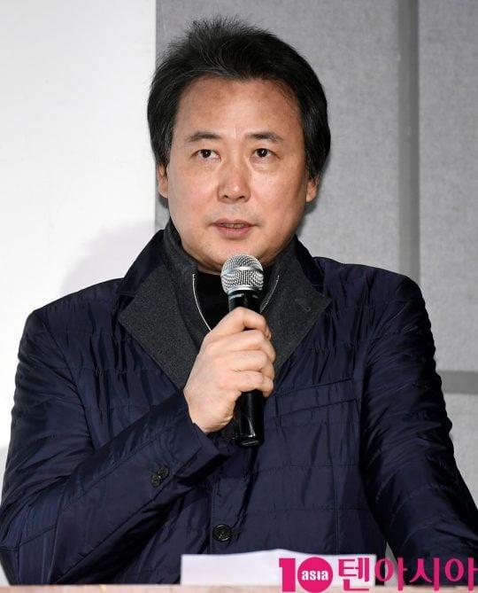 미디어라인엔터테인먼트 김창환 회장./ 텐아시아 DB