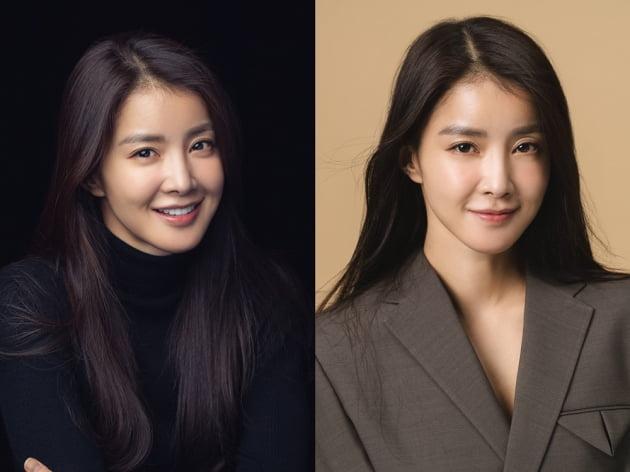 배우 이시영 새 프로필./ 사진제공=에이스팩토리