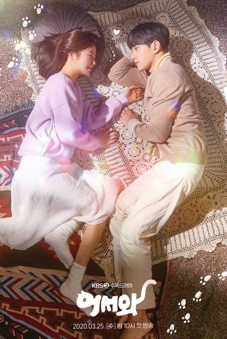 '어서와' 포스터./사진제공=KBS2
