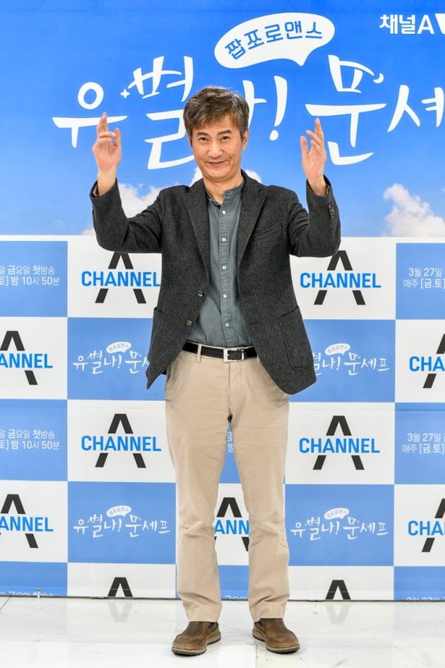 [TEN 포토] '유별나 문셰프' 안내상, '믿고 보는 배우'