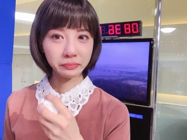 김민아 SNS 갈무리