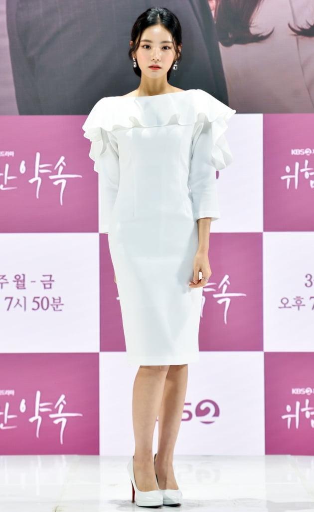 [TEN 포토] '위험한 약속' 김혜지, '은혜로운 비주얼'