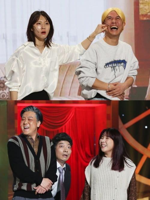 금요일로 방송 시간을 옮긴 '개그콘서트'/ 사진제공=KBS2