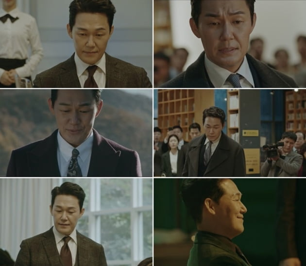'루갈' 박성웅 / 사진 = OCN 영상 캡처