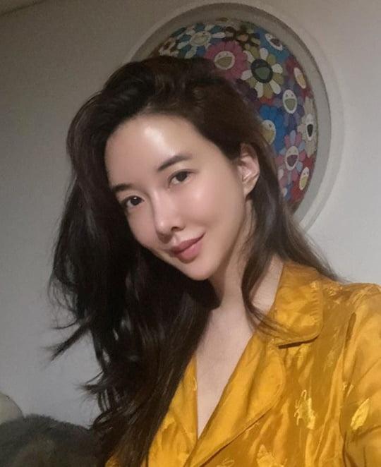 배우 장미인애 / 사진 = 장미인애 인스타그램