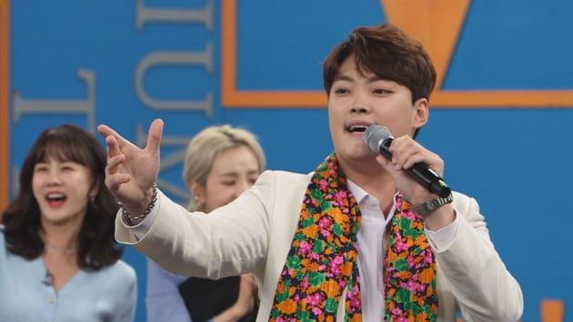 사진제공= MBC 에브리원 '비디오스타'