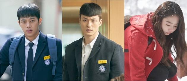 '계약우정' 이신영(왼쪽부터), 신승호, 김소혜 / 사진제공=메가몬스터