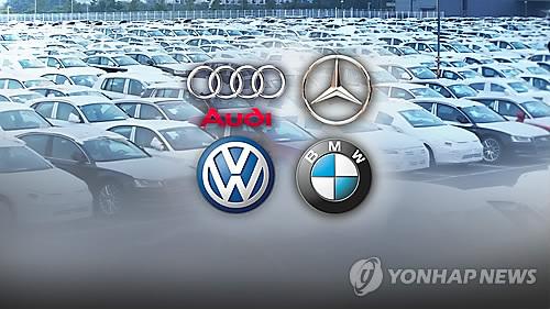 코로나에도 벤츠·BMW 등 수입차 질주…일본차는 반토막