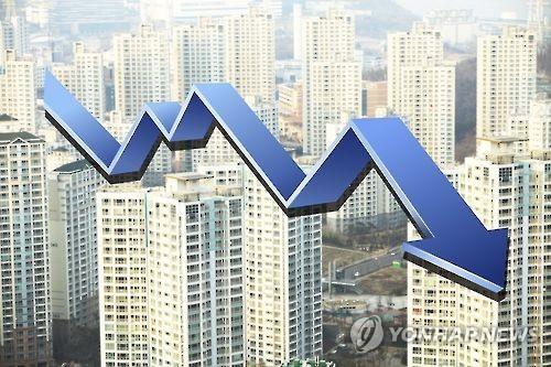 부산 아파트 올해 첫 2주 연속 하락세…거래량도 12%↓