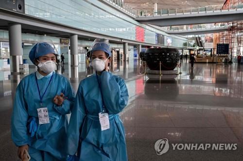 중국, 코로나19 역유입 방지 '만리장성' 쌓는다(종합)