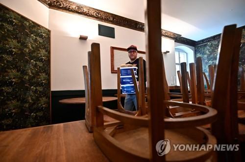 """코로나19 환자 2만명 독일서 """"최소 133조 예산 투입"""""""