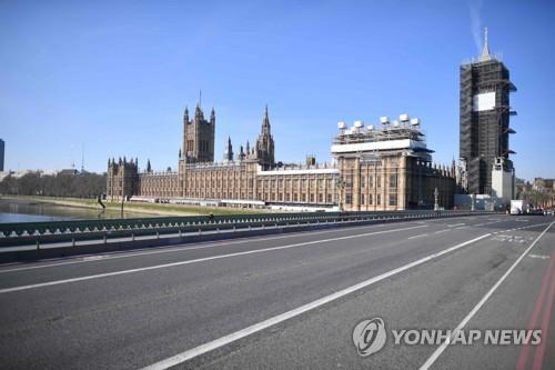 영국 의회, 코로나19 우려에 4주간 휴회 들어갈 듯