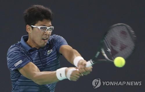 정현, 2020시즌 첫 대회로 미국 오라클 챌린저 테니스 출전
