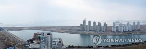 151층 인천타워 무산 이후 표류하는 송도 6·8공구 개발