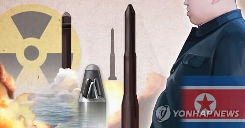 북한, 원산서 동해로 발사체 2발 발사…230여㎞ 비행한듯