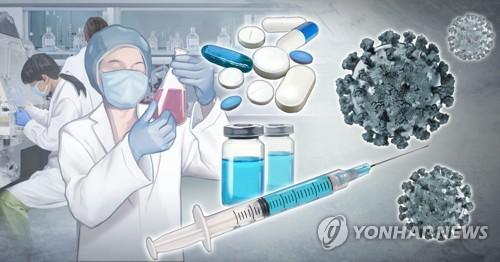 """""""코로나19 항원 이용한 면역혈청 검사키트 임상테스트 중"""""""
