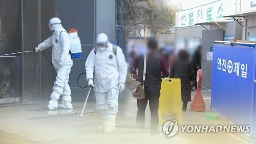 경북 경산서 생후 45일 아기 코로나19 확진…전국 최연소