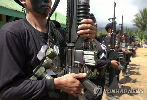 필리핀 정부-공산 반군, 코로나19 대응 위해 휴전