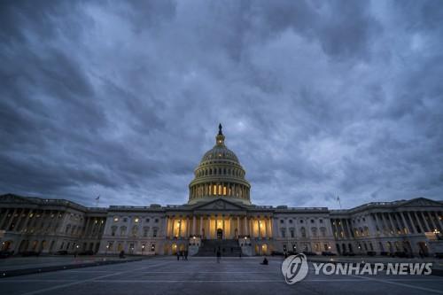 미 상원, '역대 최대' 2조2천억달러 경기부양안 만장일치 통과(종합2보)