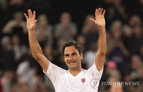 '테니스 황제' 페더러, 만 40세에 5번째 올림픽 출전 꿈 이룰까