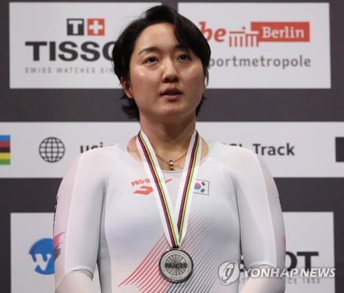 '세계선수권 은' 이혜진, 사이클 첫 올림픽 메달 파란불