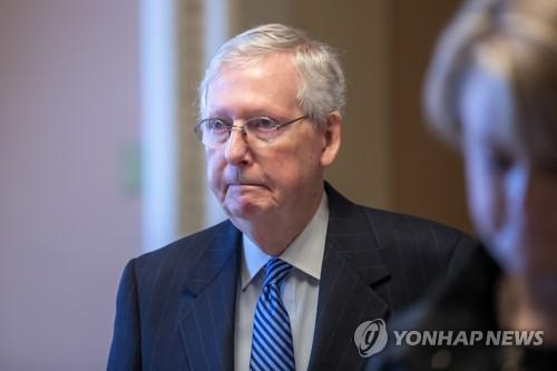 미 부양책 상원서 또 제동…공화-민주 힘겨루기 속 협상 계속(종합2보)