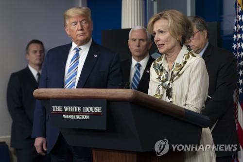 """'국민생명과 경제복원' 딜레마…""""백악관 타협안 마련 허둥지둥"""""""