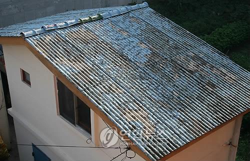 주택 슬레이트 철거·지붕 개량에 1동당 최대 771만원 지원