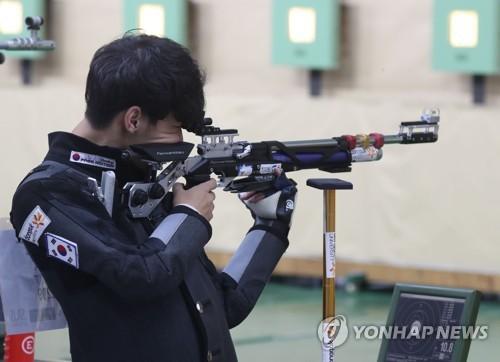 올림픽 티켓 날아가고 선발전 미뤄지고…난감해진 한국사격