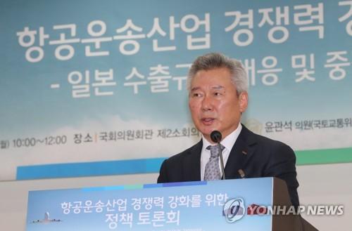한국공항공사 손창완 사장, 4개월간 급여 30% 회사에 반납
