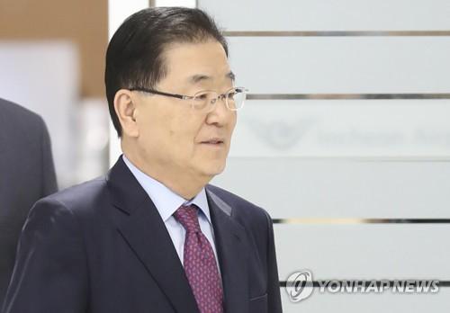 """청 """"북한 합동타격훈련, 한반도 평화정착 노력에 도움 안돼"""""""