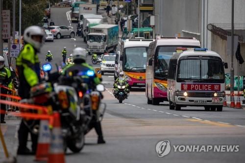 중국 통제 속 코로나19 신규 확진 200명대…누적 8만명 넘어