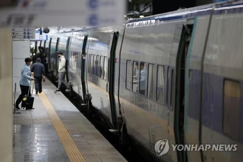 대구경북 '코로나19' 지원 의료인에 수서고속철도 무료 이용