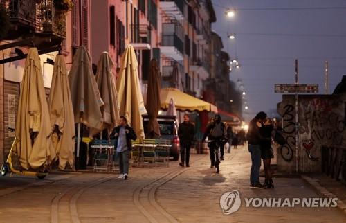"""""""이탈리아 코로나19 확산 앞으로 일주일이 중대 분수령"""""""
