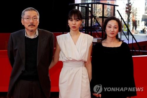 홍상수 신작 '도망친 여자'…베를린영화제 감독상(2보)
