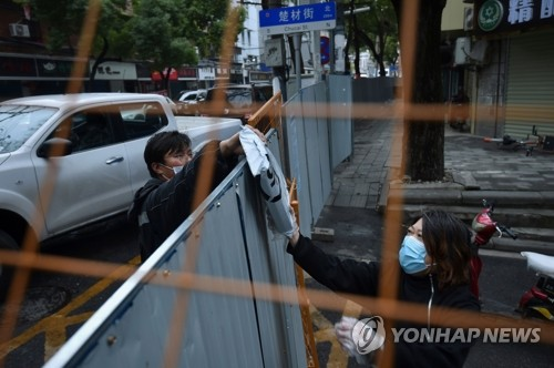중국 코로나19 신규 확진자 573명…누적 환자 8만명 육박