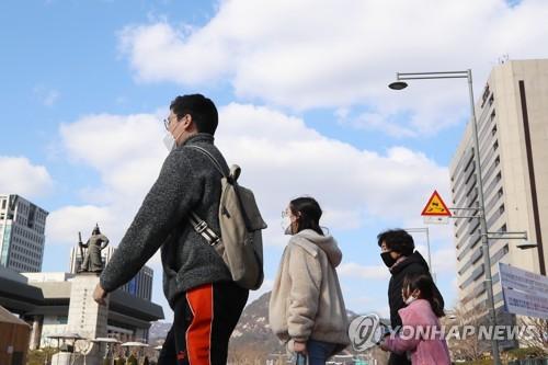 """작년 12월∼올해 2월 초미세먼지 16% 감소…""""기상·정책효과"""""""