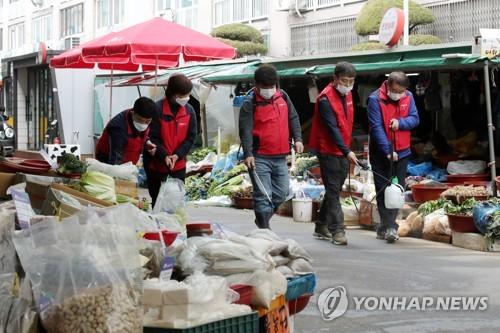 삼일절 행사 취소, 전국 SNS 명소들도 코로나 공포에 한산