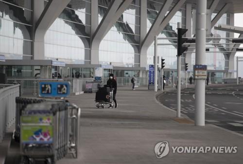 한국발 입국제한 82곳…러시아 사할린주도 격리(종합2보)