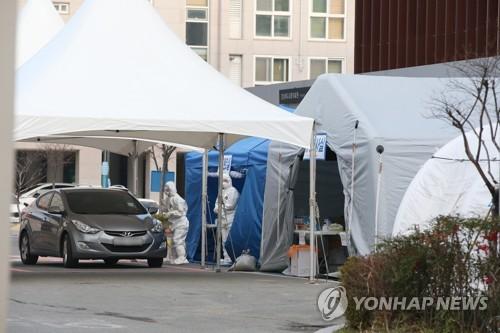 경북 신천지 교인 221명 확진…절반 이상이 경산 거주(종합)