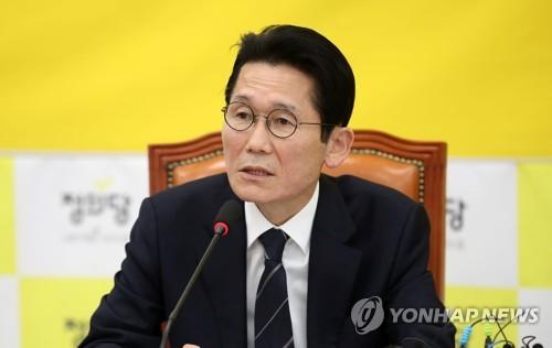 """윤소하 """"여 비례정당론, 승자독식 기득권 회수하겠다는 것"""""""