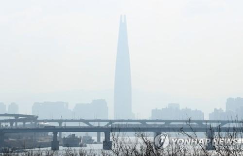 [날씨] 화요일 낮 최고 9∼14도…오전 수도권 미세먼지 '나쁨'