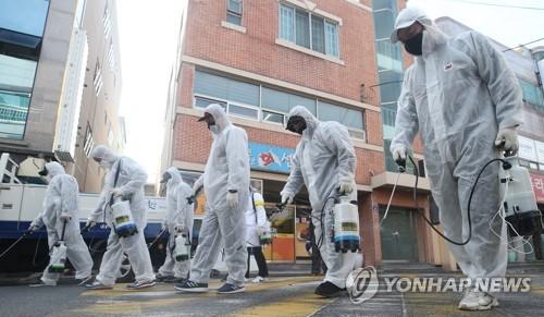 """울산대병원장 """"지역사회 전파 전 단계…선별진료소 강화""""(종합)"""