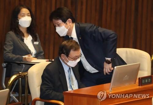 """여 """"일부 야 지도자 신천지 비호""""…국민엔 '십시일반 성금' 제안(종합2보)"""