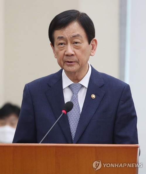 [재산공개] 진영 행안장관 80억6천만원…국무위원 중 최대 증가(종합)