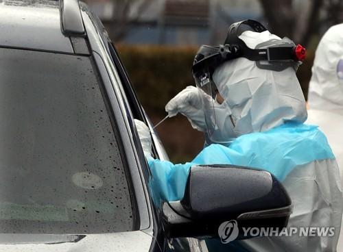 선별진료소 휴식공간서 여성 간호사 '도촬' 신고…경찰 수사