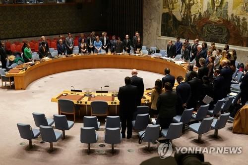안보리, 코로나19 사태로 유엔 역사상 첫 화상회의