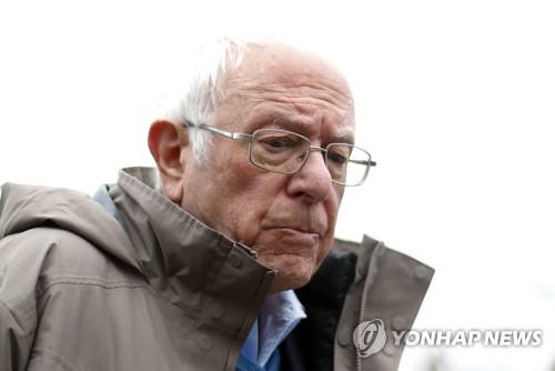 """바이든 대의원 매직넘버 청신호…샌더스 """"시간갖고 선거전 평가"""""""